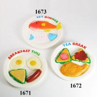 PLATE (PET TOYS), 1671  1672  1673