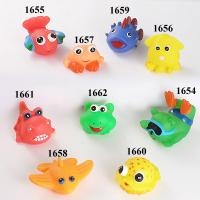 SEA ANIMAL BATH TOYS