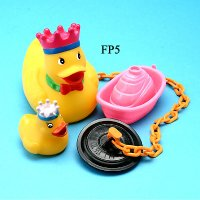 Duck with Ship and Plug
