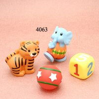 4 Pcs. of Play Set