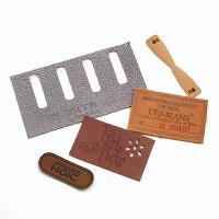 Genuine leather patches