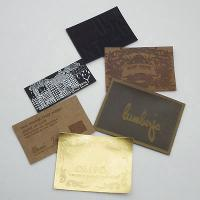 Imitation leather patches