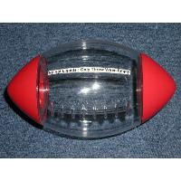 Football Shape Container