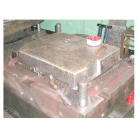 Large Suitcase (L) Injection Mold
