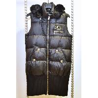 Ladies Woven Down Outerwear, FDL1621