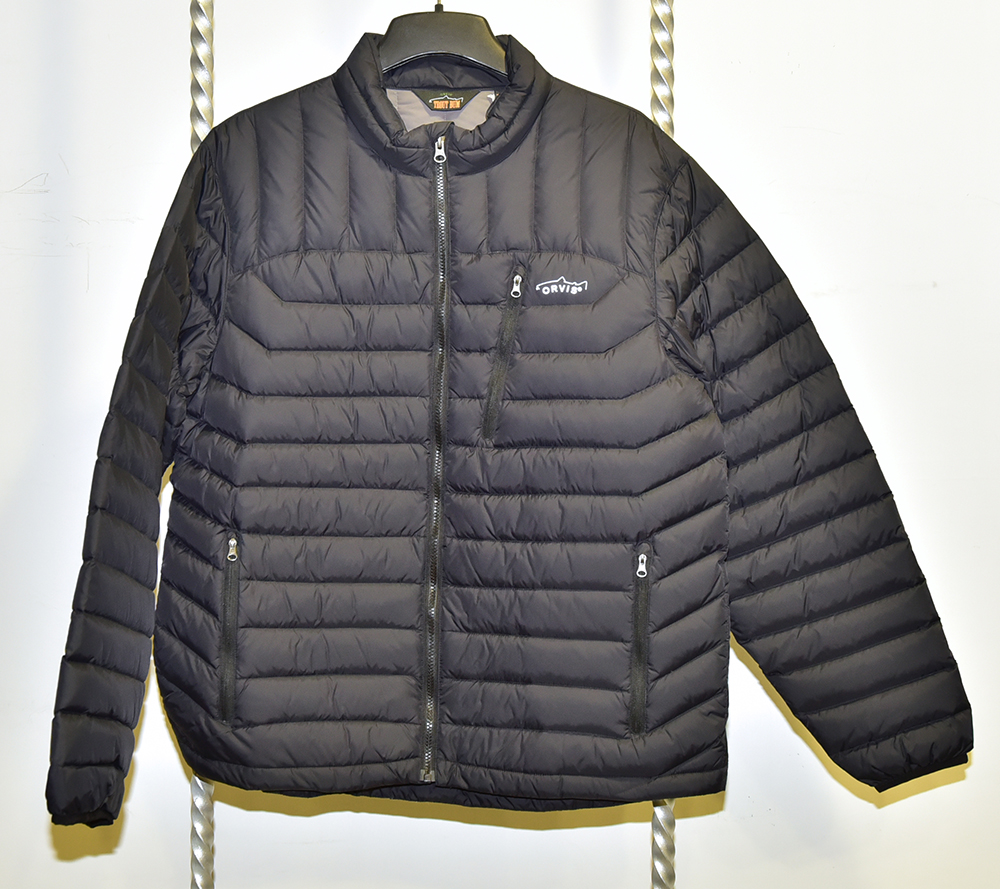 Men's Woven Down Jacket