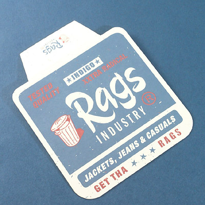 Pocket Tag 51 Leader Printing Co Ltd Manufacturer