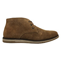 Men's 5 Inch Leather Ankle Boots