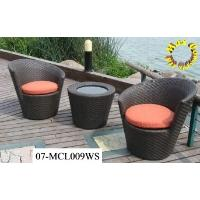 Aluminium Furniture - Wicker Series
