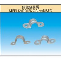 Steel Saddles Galvanised