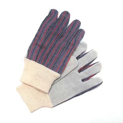 Split Leather Palm Glove