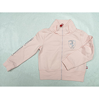 Girl's 100% Cotton Knitted Jacket