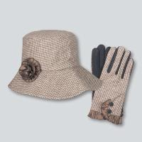 Ladies' Set (Hat+Gloves)