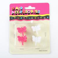 Mini Butterfly Claw Clips