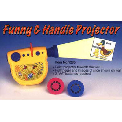 Sell (B/O) Funny & Handie Projector