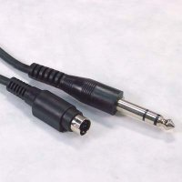 6.3MM Stereo cable