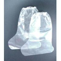 LDPE Clear Boot Cover - Disposable