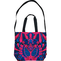 SEXTONbags (XL1.0) -printedNUTS Collection- (Floriculture)