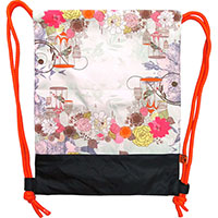 SEXTONbags (Drawstrings) -printedNUTS Collection- (Birdcage Romance)