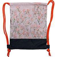 SEXTONbags (Drawstrings) -printedNUTS Collection- (Roses Garden)