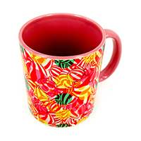 ChildHOOD Re-VISit -Watermelon Ball- Coffee Mug