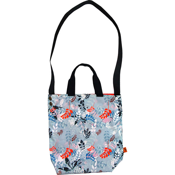 SEXTONbags (M) -printedNUTS Collection- (Laurels)