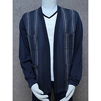 Jacquard Outer with Pocket