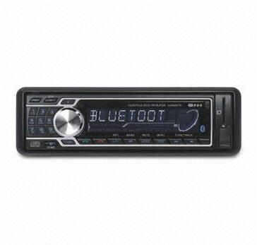 Car Bluetooth Player with Dial Pad