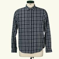 Spring / Summer Best Price Casual Fit Big & Tall India Cotton Shirt Collar Checker Hunting Shirts