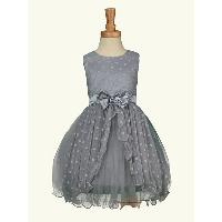 Spring Luxury Popular Fancy Girl Pure Cotton Princess Dress