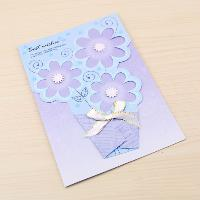 Popular Customized Handmade greeting card