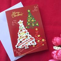 Holiday Christmas Greeting card