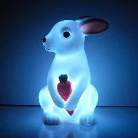 Rabbit Simple Night Light, LG-C01