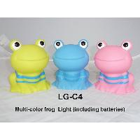 Frog Simple Night Light, LG-C04