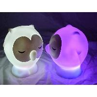Owl Simple Night Light