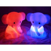 Elephant Simple Night Light