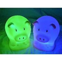 Piggy Simple Night Light