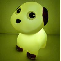Dog Simple Night Light