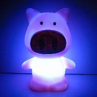 Pig Simple Night Light