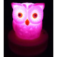 Owl Night Light, LG-L04