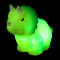 Triceratops Simple Night Light