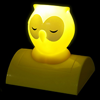 Owl Press Night Light
