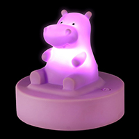 Hippo Night Light