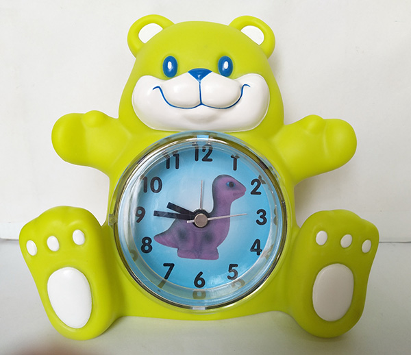 Bear Alarm Clock