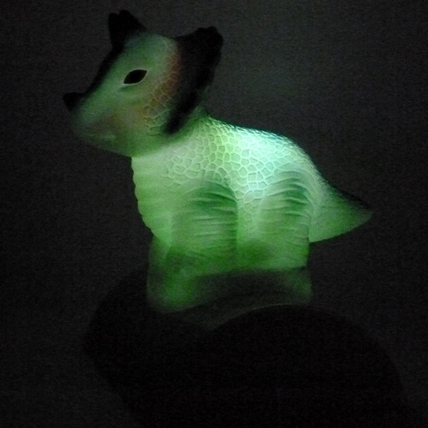 Triceratops Press Night Light