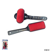 2 PCS LINT BRUSHES