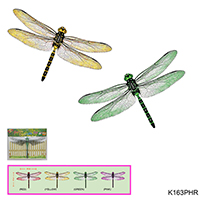 PLASTIC DECORATIVE GARDEN DRAGONFLY