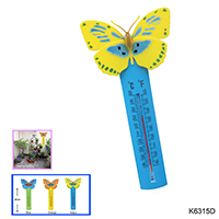 OUTDOOR THERMOMETER (BUTTERFLY)