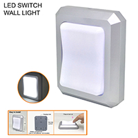 LED SWITCH WALL LIGHT