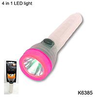 4 in 1 LED LIGHT
